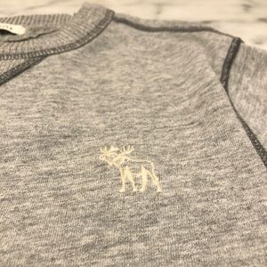 Worn once Abercrombie & Fitch soft T-shirt